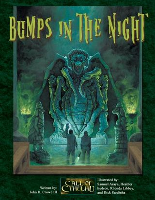Bumps in the Night cover