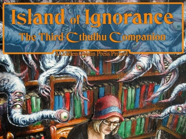 Island of Ignorance cover
