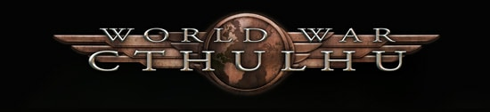 World War Cthulhu logo