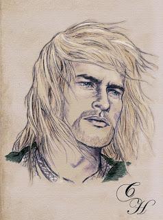 Henricus Janovius Corentyn Selfportrait