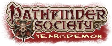 Pathfinder Society Season 5 logo