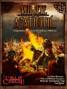 Red Eye of Azatoth cover
