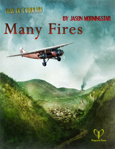 Many fires cover
