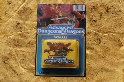 AD&D wallet Larami