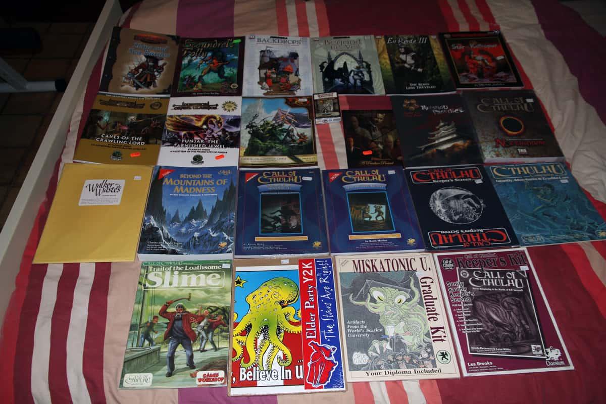 RPG loot Spiel 2013