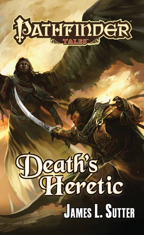 PZO8506 Death's Heretic cover