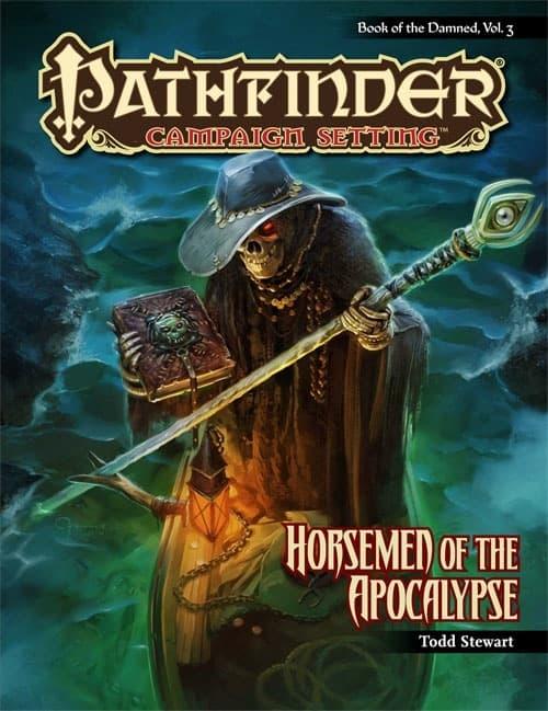PZO9239 Horsemen of the apocalypse cover