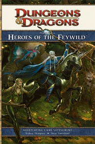 Heroes of the feywild cover