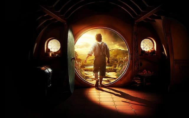 The Hobbit Movieposter
