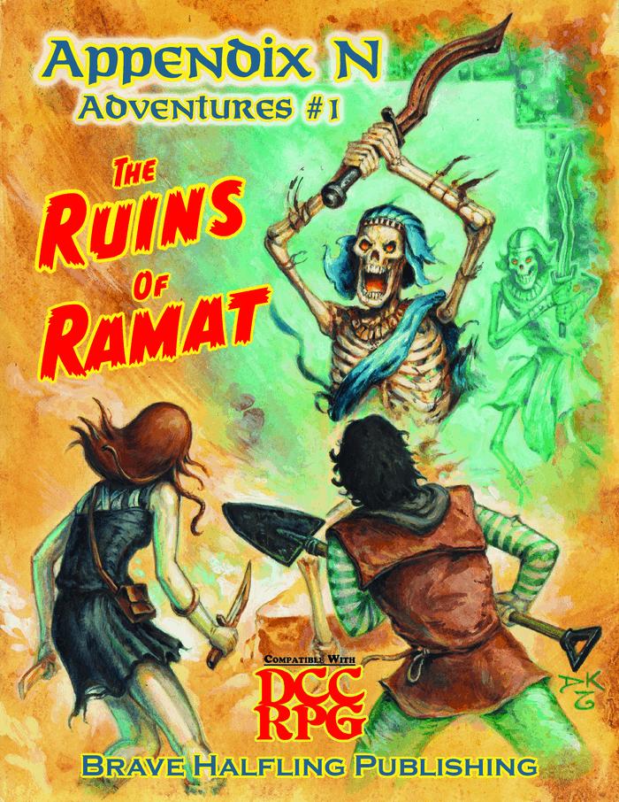 DCC Ruins of Ramat