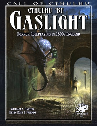 CHA23123 Cthulhu by gaslight