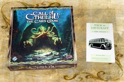 Call of Cthulhu update
