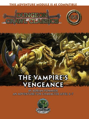 GMG5065 The Vampire's Vengeance