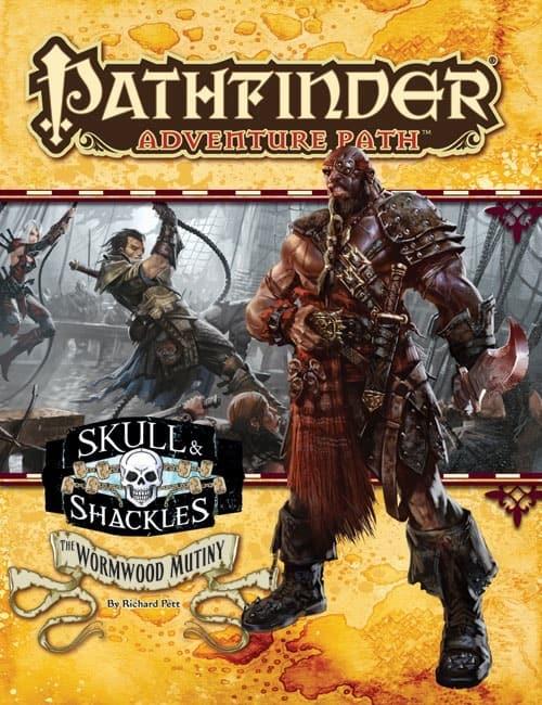 PZO9055 skulls & shackles the wormwood mutiny