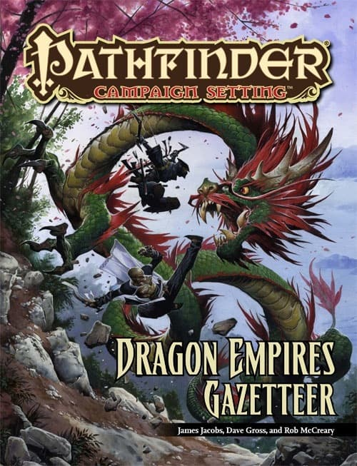 PZO9240 Dragon Empires Gazetteer