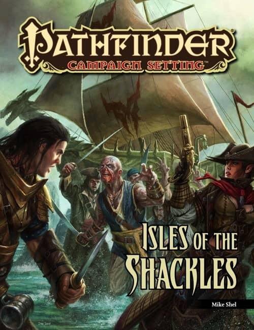 PZO9244 Isles of the shackles