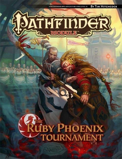PZO9534 Ruby Phoenix Tournament