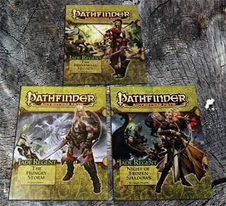 Pathfinder update 1a