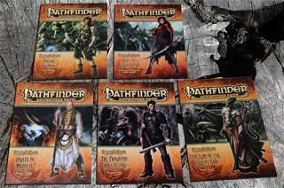 Pathfinder update 1b