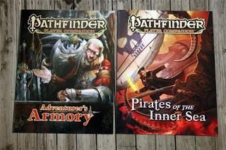 Pathfinder update 2d