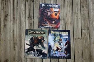 Pathfinder update 2f