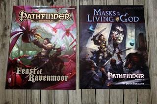 Pathfinder update 2i