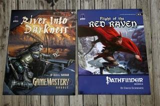 Pathfinder update 2j