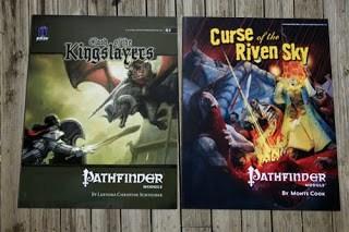 Pathfinder update 2p