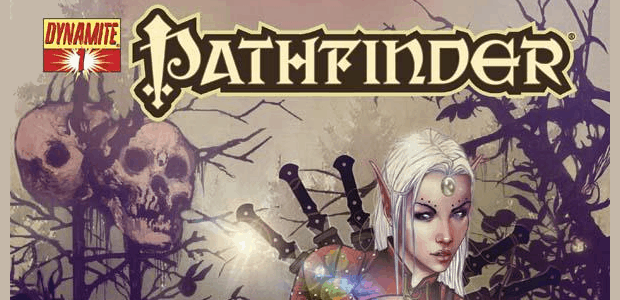 Pathfinder Comic