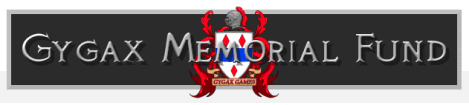 gygax memorial fund