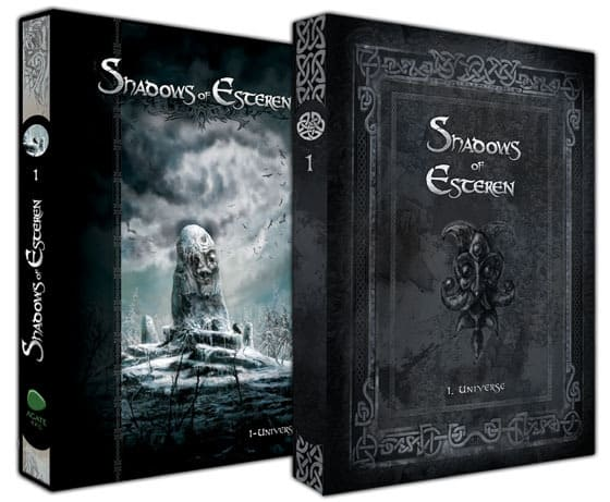 Shadows of Esteren book 1