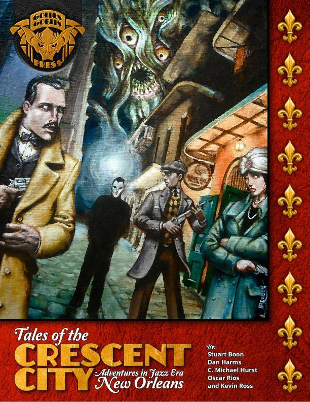 Tales of the Crescent City cover