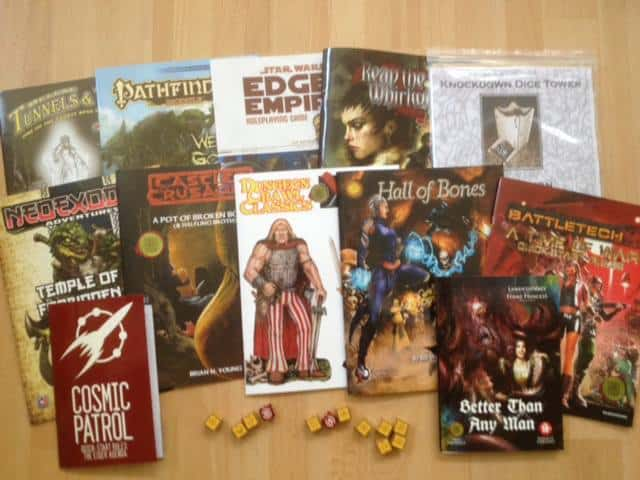 Free RPG Day preview