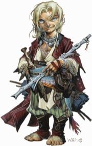 Pathfinder Iconic Bard Lem