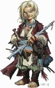 Pathfinder Iconic Bard Lem