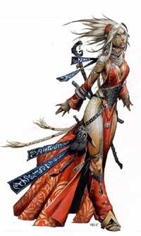 Pathfinder Iconic Sorceress Seoni