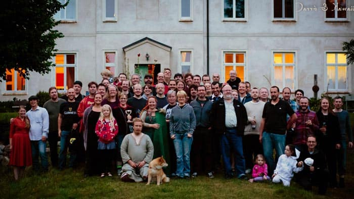 The Kraken 2012 - Group Photo