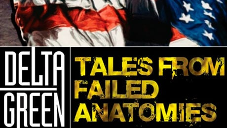 Delta Green Failed Anatomies
