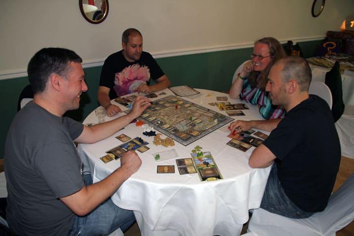 The Kraken 2012 - Lords of Waterdeep