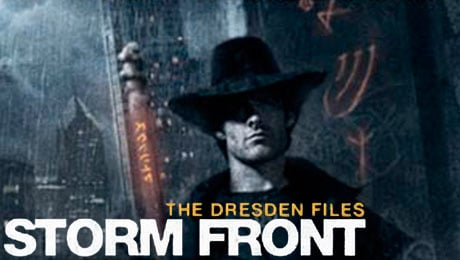 The Dresden Files Storm Front Jim Butcher