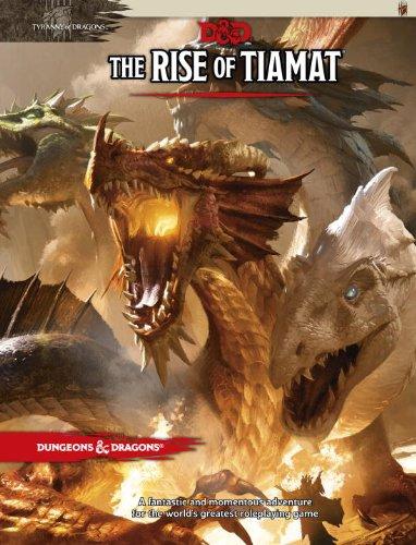 Dungeons & Dragons Rise of Tiamat