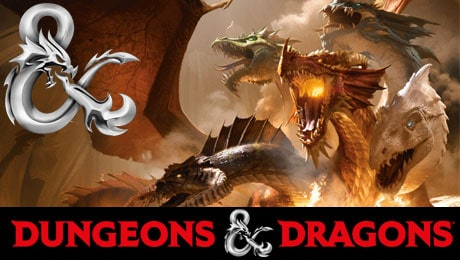 Dungeons & Dragons Tyranny of Dragons Campaign Art