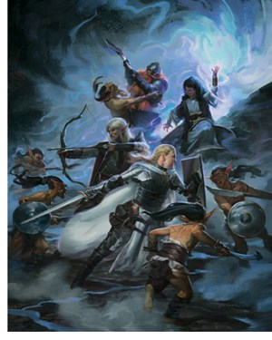 Basic Dungeons & Dragons for free