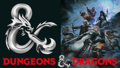 Dungeons & Dragons artwork