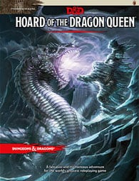 Dungeons & Dragons Hoard of the Dragonqueen
