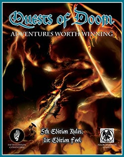 Necromancer-Games-Fifth-Editon-Quests-of-Doom