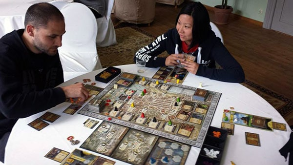 The Kraken 2014: Lords of Waterdeep