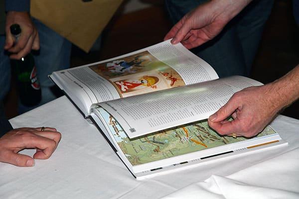 The Kraken 2014: Guide to Glorantha ceremony