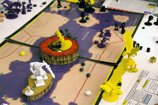 The Kraken 2014: Glorantha The Gods War prototype