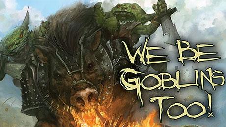 Pathfinder - we be goblins too - Paizo Publishing